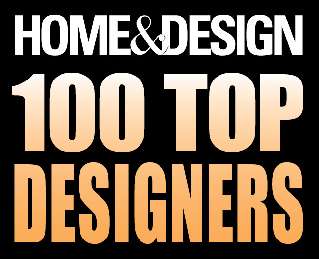 Charles Krewson is a Home & Design top 100 designer